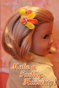 Thanksgiving Doll Crafts and Play Ideas!