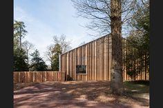 Invisible Studio: Wolfson Tree Management Centre, Westonbirt Arboretum, Tetbury.