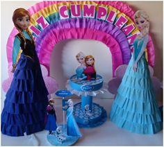 decoracion frozen. esencia-regalos@hotmail.com