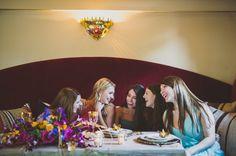 Cultural Inspired Bachelorette Party - TrueBlu