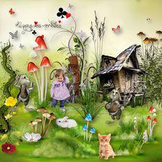"""""""Dreamland"""" by Louise LAudet Design  RAK Lilou Scrap  Digiscrapbooking ch http://www.digiscrapbooking.ch/shop/index.php…  My Memories : http://www.mymemories.com/store/designers/LouiseL/?r=LouiseL  Cool scrap digital : http://coolscrapsdigital.com/10047-designer-s-list-10047-lo…  E Scrap en scrap :    DigiBoutik :"""