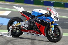Racing Cafè: Honda CBR 1000 RR Team Honda TT Legends 2012