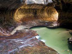LARRYS RAMBLE: Zion National Park....