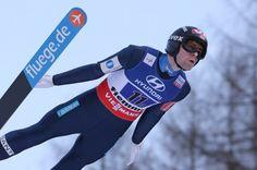 Anders Jacobsen gana en Garmisch-Partenkirchen