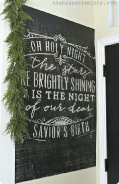 Creative Christmas Chalkboard Art Ideas (40 Pictures) ideas https://pistoncars.com/creative-christmas-chalkboard-art-ideas-40-pictures-13407