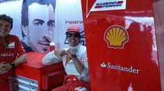 Fernando Alonso - 2014 British GP