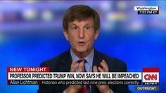 Professor predicts Trump impeachment