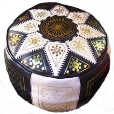 Moroccan ottoman