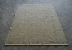 5'8''x7' Oushak Rug  Turkish Handmade Carpet by RugToGo on Etsy