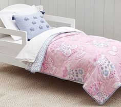 Chelsea Medallion Toddler Bedding #pbkids