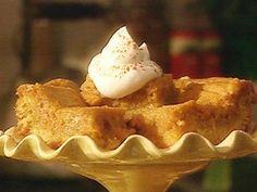 Gluten Free Pumpkin Gooey Butter Cake