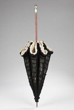 Parasol - French  c.1890-1899