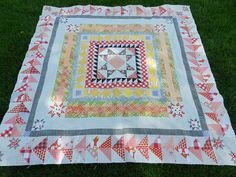 made to measure pattern by sarah fielke and quilt by mary @ molly flanders   Flickr - Photo Sharing!