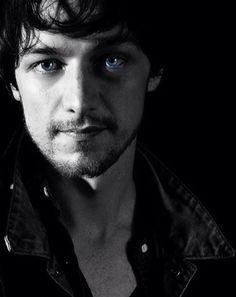 James McAvoy:) His eyes;)