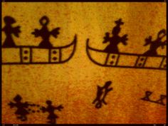 A Piece from the symbolic figures on a Sapmi Drum. I will explane later the meaning and symbolic meaning of this figures.Some other day.This is the ENTRANCE to the Underworld realm.But still within the Drum.When or if you s Shmaness[noaidi]start travel outside a Shaman drum:The spirits,power animals and ancetors can not prtect you.If yu s Shaman start travell in trance outside the realm of a drum; The risk is that you never wake up from the trance again[the spirit can only help and guide nd…