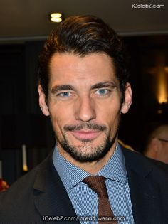 David Gandy at Hackett global flagship store launch party http://www.icelebz.com/events/david_gandy_at_hackett_global_flagship_store_launch_party/