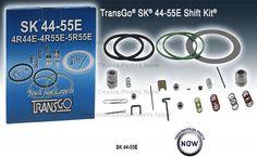 TRANSGO 4R44E 4R55E 5R55E Transmission Shift Kit Ford 1994-2007 SK44-55E 56165HT #TransgoShiftKit