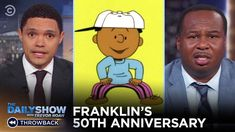 """#TBT to Franklin's 50th """"Peanuts"""" Anniversary 