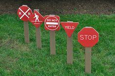 diy preschool outdoor play area - Google Search