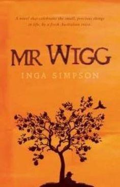 Mr. Wigg By Inga Simpson