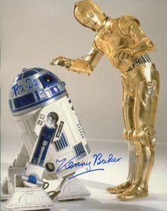 R2-D2/Kenny Baker