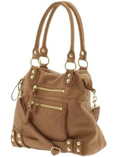 this would be a great mom/baby bag....linea pelle satchel