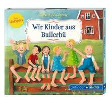 Wir Kinder aus Bullerbü - Das Hörspiel (CD) - Lindgren / Sachse / Stein u.a. (ab 4 Jahren)