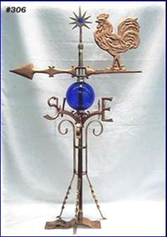 Weathervane/ Lightning Rod