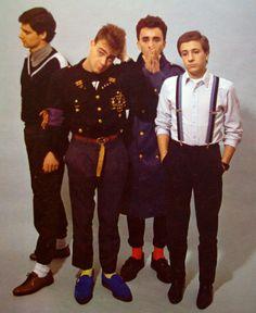 Golpes Bajos-La Movida de la decada de los 80.  Yeah!!!