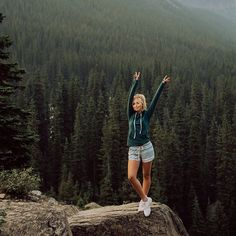 Make them green with... LOVE, because who's got time to waste with envy? {scout evergreen hoodie + moraine shorts}