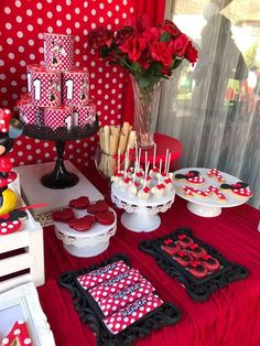 Minnie Mouse Birthday Party   CatchMyParty.com