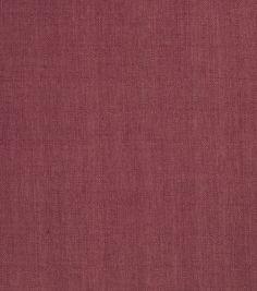 Upholstery Fabric- Eaton Square Roberta Magenta
