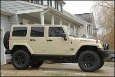 2012 Sahara Tan JKUR Build - American Expedition Vehicles - Product Forums