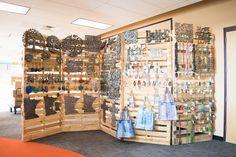 Shop fair trade products including gifts, bags, jewelry, metal art, coffee and chocolate. Fair Trade, Warehouse, Photo Wall, Home Decor, Homemade Home Decor, Fotografie, Fair Trade Fashion, Magazine, Interior Design
