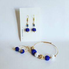 Earrings Diy 17077215 701952219984596 8138526021587566592 n Diy Earrings, Earrings Handmade, Handmade Jewelry, Jewelry Box, Jewelery, Angel Wing Earrings, Gifts For Friends, Textiles, Creations