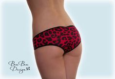 Leopard print hot pant panties briefs knickers lingerie underwear with scrunch back butt Pink Leopard Print, Lingerie Underwear, Hot Pants, Fashion Pants, Briefs, Trending Outfits, Stylish, Sexy, Pretty