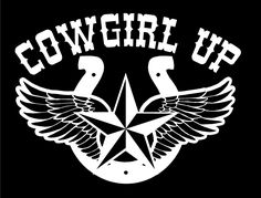 Cowgirl Decal Custom Windows Cars Trucks Tailgates Laptop Bumper Stickers $13.95 via @Shopseen