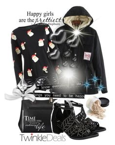 """""""II/17 Twinkledeals"""" by malasirena989 ❤ liked on Polyvore featuring Hooded Trench and Valentino"""