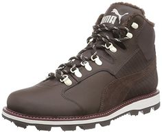Puma Tatau Fur Boot, Herren Hohe Sneakers, Braun (chocolate brown-chocolate brown 05), 41 EU (7.5 Herren UK) - http://on-line-kaufen.de/puma/41-eu-puma-tatau-fur-boot-herren-hohe-sneakers-3