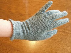 Ravelry: claireac81's My Girly Gloves My Girly Gloves Pattern Picot Edged Cashmere Gloves by Susan - free knitting pattern
