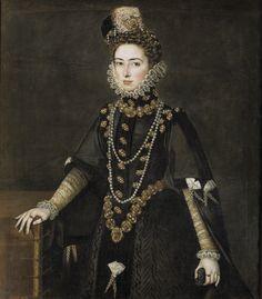 El vestido femenino en el reinado de Felipe II  http://revistadehistoria.es/el-vestido-femenino-en-el-reinado-de-felipe-ii/