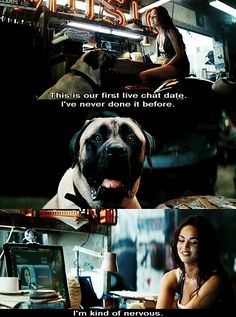 I love this movie. Megan Fox Transformers, Transformers Movie, Pretty Hurts, It Hurts, Megan Denise Fox, Dating Chat, This Is Us, My Love, American Actress
