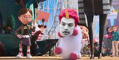 dawwwwwww! Pink Fluffy Sebby XDDD