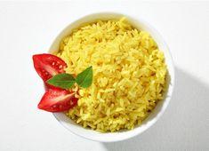 Ρύζι με σάλτσα μουστάρδας