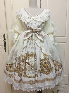 Angel's Heart -The Dream of Arcana- Medium Length Sleeves OP Dress