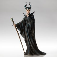 """Item Number: 4045771 Material: Stone Resin Dimension: 12 in H Weight: 2.00 lb From the hit feature film, Maleficent, starring Angelina Jolie, this stunning 12"""" figure captures the dark beauty of the f"""
