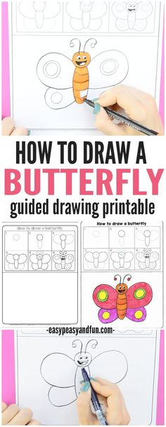 How to Draw a Butter