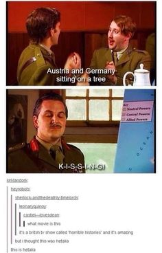 Seriously, Horrible Histories is supposed to be a British show for kids, but it's really great and really well done Funny Quotes, Funny Memes, Hilarious, British Memes, History Jokes, Horrible Histories, Hetalia Funny, Funny Posts, The Funny