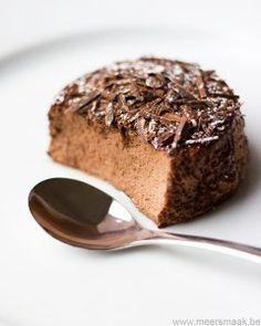 Hoe maak je chocolade bavarois?
