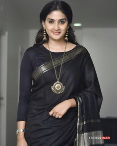Hot Indian Actress in Sexy Black Transparent Wet Saree showing Navel & Clevage Beautiful Girl Indian, Most Beautiful Indian Actress, Beautiful Saree, Indian Beauty Saree, Indian Sarees, Silk Sarees, Black Saree, Grey Saree, India Beauty